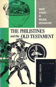 The Philistines and the Old Testament,…