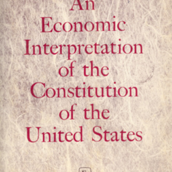 a debate over an economic interpretation of the constitution Overview the commerce clause refers to article 1, section 8, clause 3 of the us constitution, which gives congress the power to regulate commerce with foreign nations, and among the several states, and with the indian.