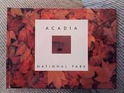 Acadia National Park – tekijä: William…