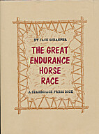 The great endurance horse race; 600 miles on…