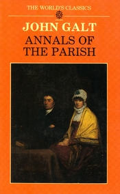 Annals of the Parish cover