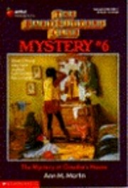 Mystery at Claudia's House (Baby-Sitters…