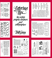 Lettering Tips for Artists, Graphic…