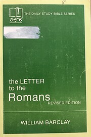 The Letter to the Romans. Revised Edition.…