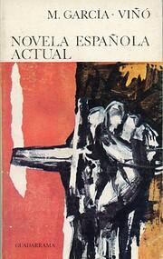 Novela española actual por Manuel…
