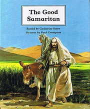 People of the Bible: the Good Samaritan…