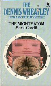 Mighty Atom de Marie Corelli