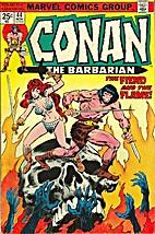 Conan the Barbarian # 44