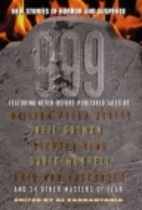 999: New Stories of Horror and Suspense by…