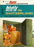 Asterix in Switzerland by René Goscinny