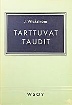 Tarttuvat taudit by Johan Wickström