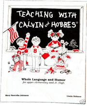 Teaching with Calvin and Hobbes – tekijä:…