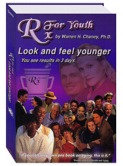 AGING - The Rx For Youth af Warren H. Chaney