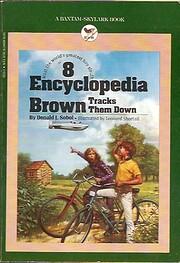 Encyclopedia Brown Tracks Them Down por…