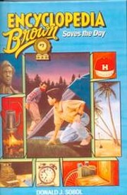 Encyclopedia Brown Saves the Day (Enc.…