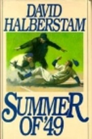 Summer of '49 de David Halberstam