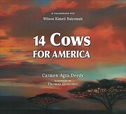 14 Cows for America por Carmen Agra Deedy