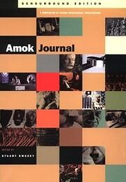 Amok Journal Sensurround Edition de Stewart…