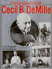 The Complete Films of Cecil B. Demille av…