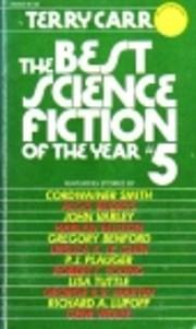 The Best Science Fiction of the Year #5 av…