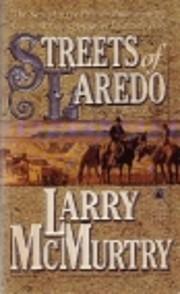 Streets of Laredo de Larry McMurtry