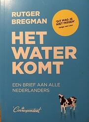 Het Water Komt por Rutger Bregman