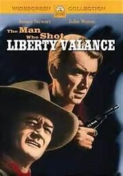The Man Who Shot Liberty Valance di James…
