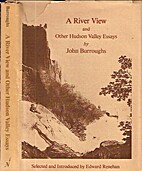 A river view and other Hudson Valley essays…