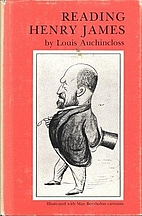 Reading Henry James by Louis Auchincloss