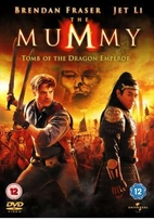 The Mummy: Tomb of the Dragon Emperor [2008…