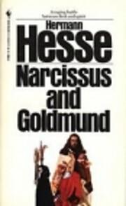 Narcissus and Goldmund por Herman Hesse