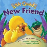 Little Quack's New Friend – tekijä:…