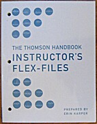 The Thomson Handbook Instructor's…