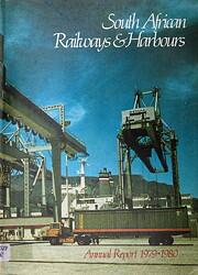 Annual Report 1979-80 – tekijä: J. G. H.…