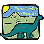 Nathan, Paw-Paw & The Dinosaurs by Linda…