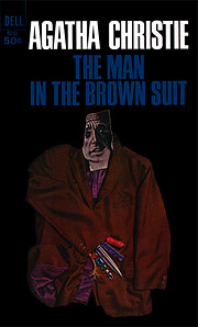 The Man in the Brown Suit di Agatha Christie