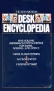 The New American Desk Encyclopedia:…