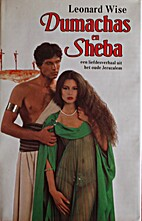 Dumachas en Sheba een liefdesverhaal uit het…