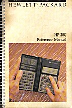 HP-28C Calculator Reference Manual