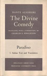 Paradiso (The Divine Comedy) (Vol 3) av…