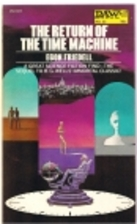 The Return of the Time Machine by Egon…