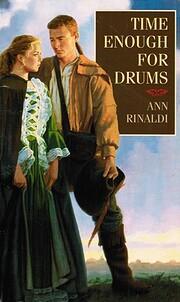 Time Enough for Drums por Ann Rinaldi