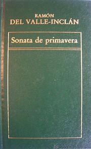 Sonata de primavera af Ramón del…