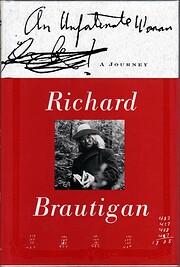 An Unfortunate Woman av Richard Brautigan