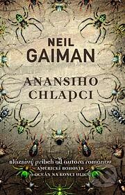 Anansiho chlapci – tekijä: Neil Gaiman