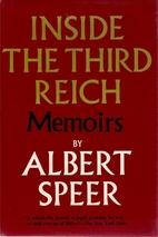 Inside the Third Reich: Memoirs by Albert…