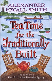 Tea Time for the Traditionally Built…