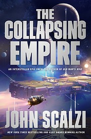 The Collapsing Empire - Signed / Autographed…