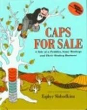 Caps for Sale por Esphyr Slobodkina