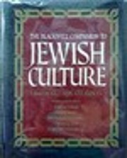 The Blackwell Companion to Jewish Culture:…